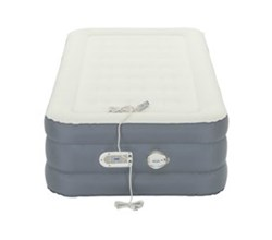 Built In Air Pumps Aerobed Premier Collection Comfort Adjust Air Twin Size Airbed 2000025264